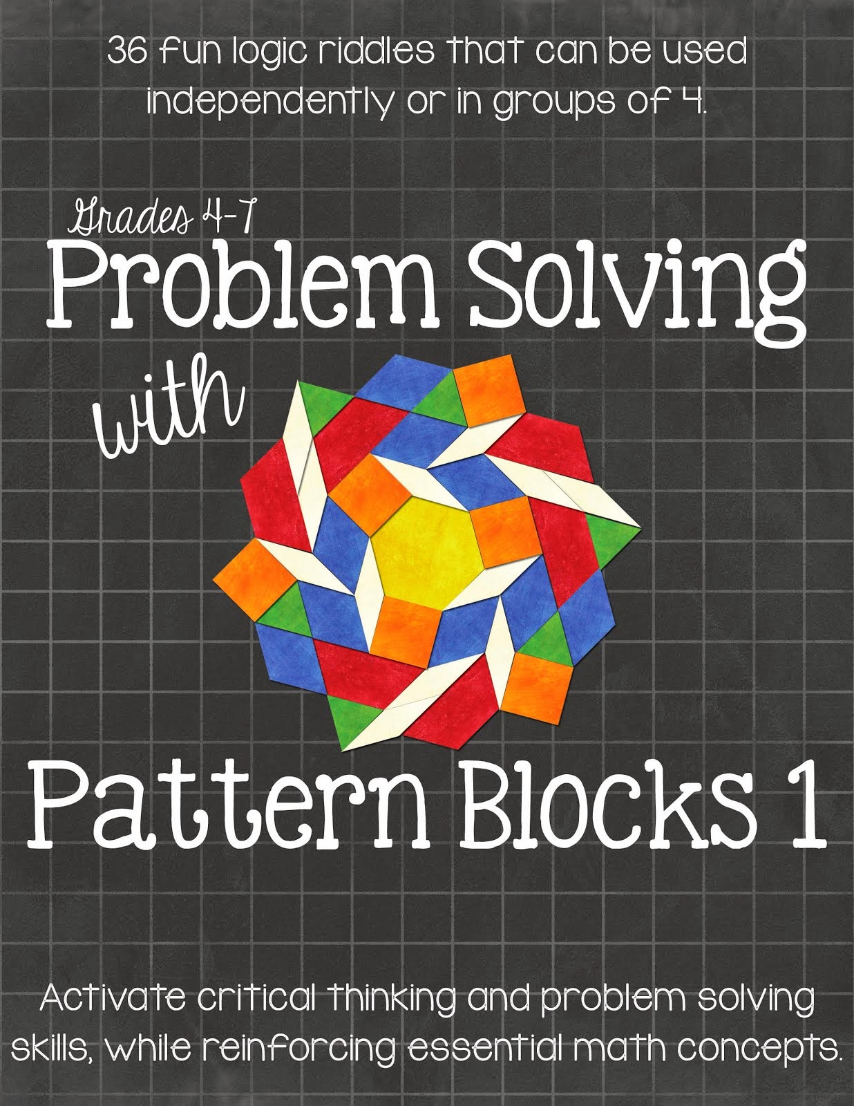 critical thinking mathematics problems Free lesson plans and resources for creativity, problem solving, and critical thinking  free math problems, puzzles, word games, brainteasers, and.