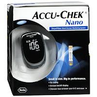 Accu-Check Nano meter