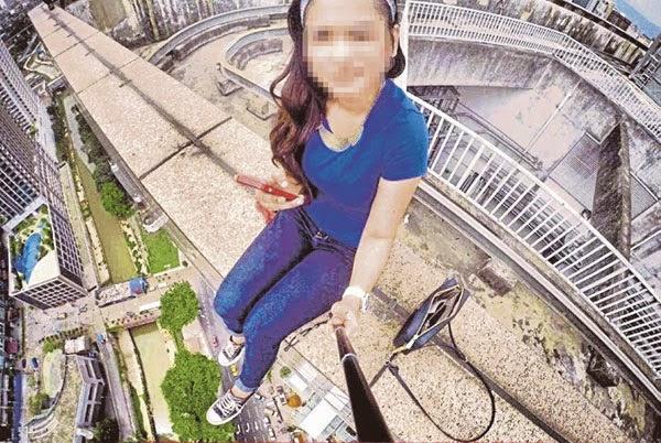 Selfie Terakhir Mereka Undang Rasa Pilu Sebelum Mati