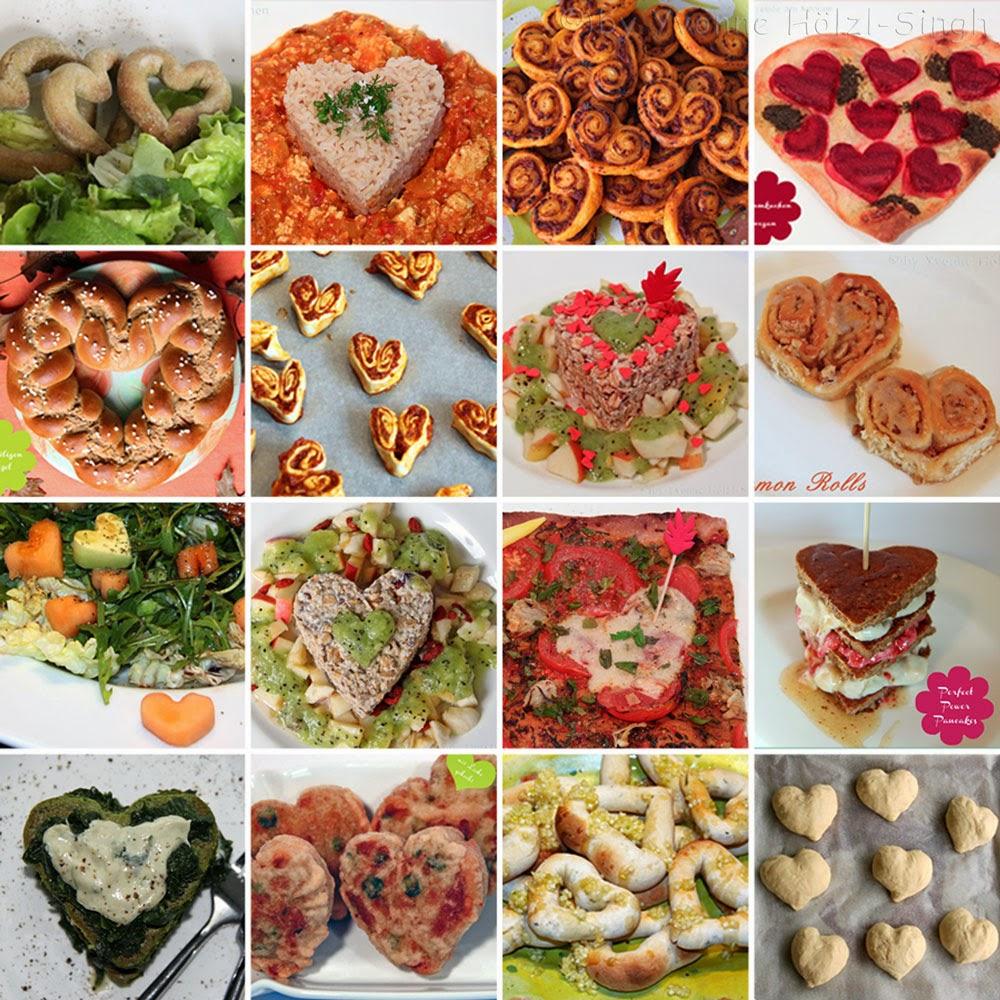 Freude Am Kochen   Blogg Den Suchbegriff   Essen In Herzform