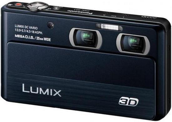 цифровая камера Lumix DMC-3D1