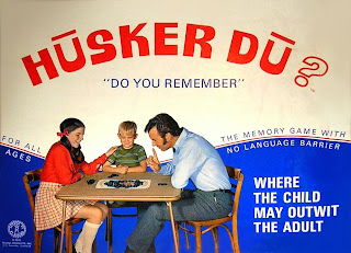Husker Du band name idea - Danish board game