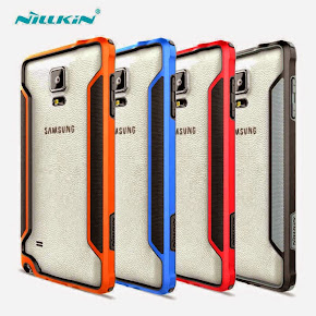 NILLKIN Shockproof Bumper Case Shell for Samsung Galaxy Note 4
