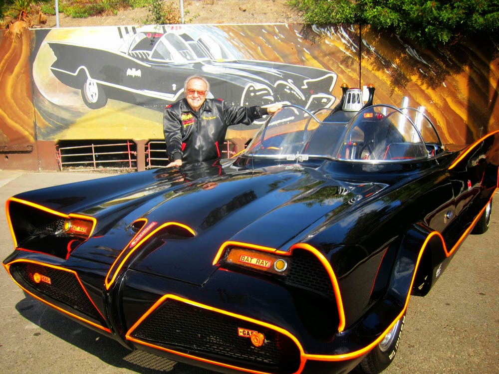Carro do Batman