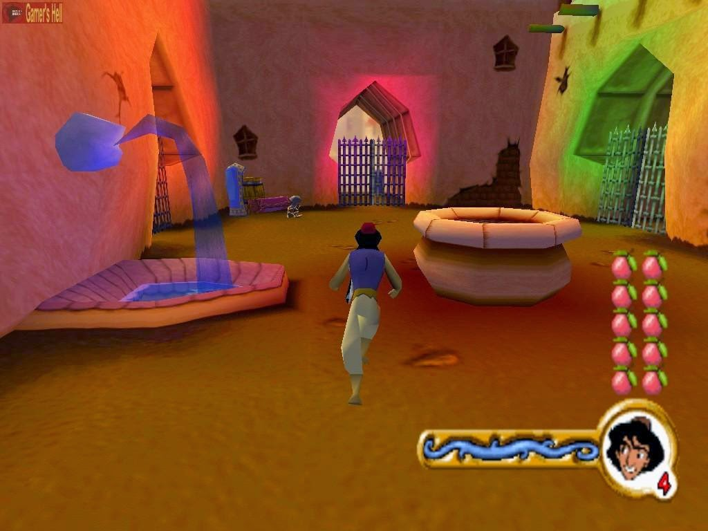 aladdin 2 game free download for pc