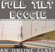 Full Tilt Boogie Journal Class with Mary Ann Moss