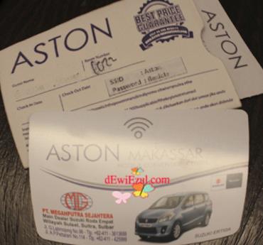pengalaman menginap di Aston Makassar
