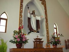 本堂主保耶穌君王
