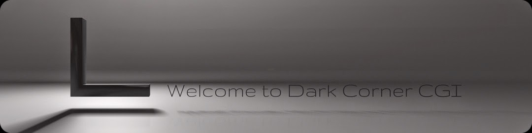 Welcome to Dark Corner CGI