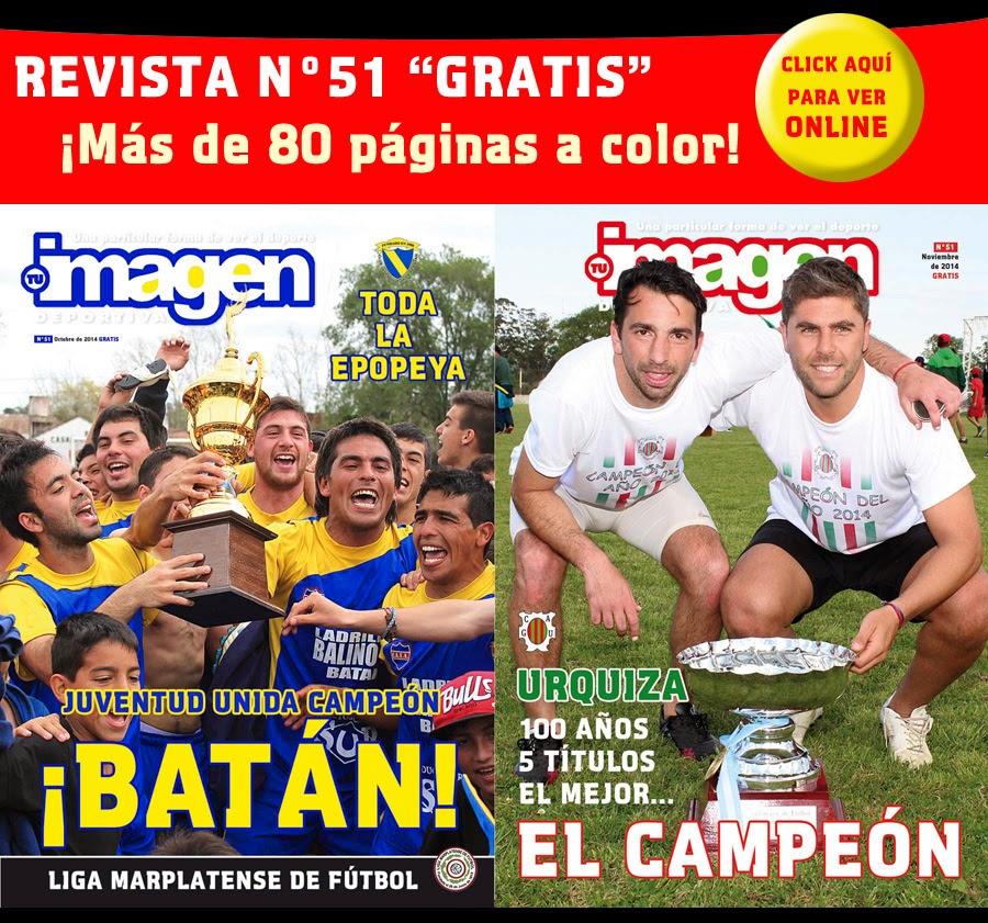 REVISTA TU IMAGEN DEPORTIVA Nº51