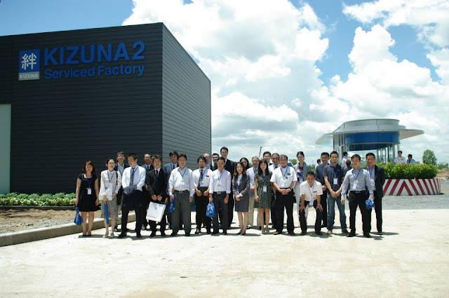 Công ty KIZUNA JV