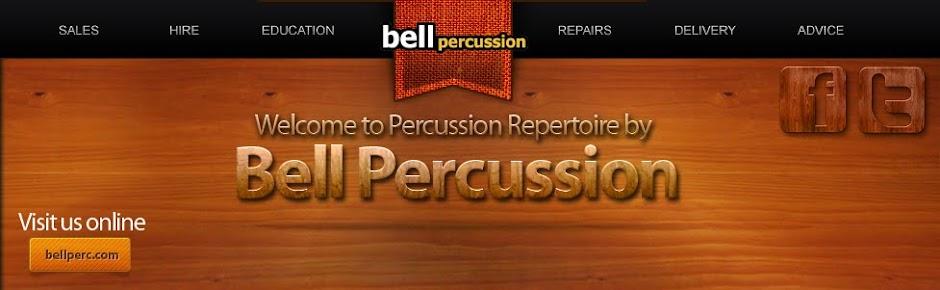John Adams Percussion Repertoire