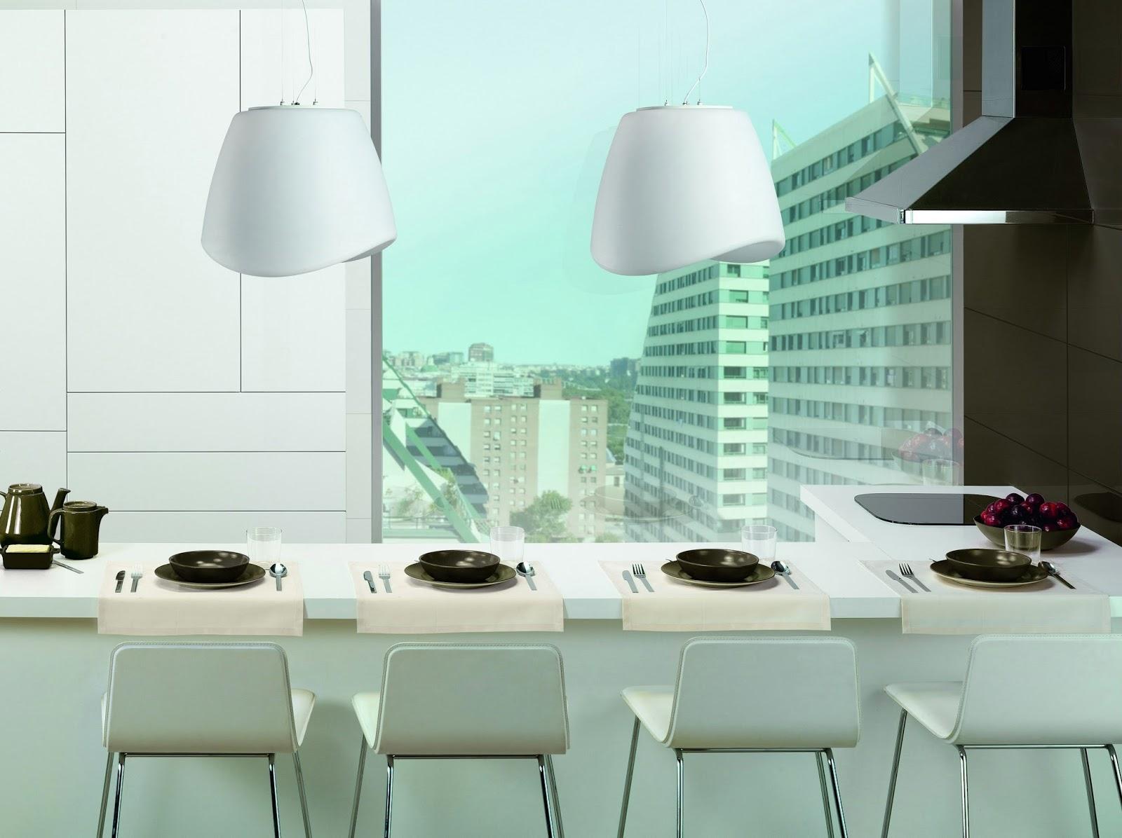 Miniconsejo lo mejor para iluminar una mesa de cocina for Lamparas de cocina
