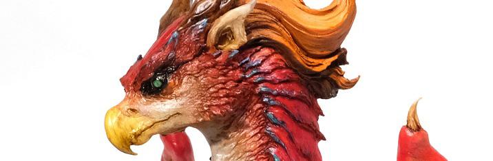 オリジナルドラゴン(鷹)