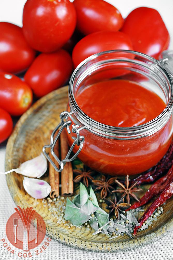 Domowy ketchup orientalny