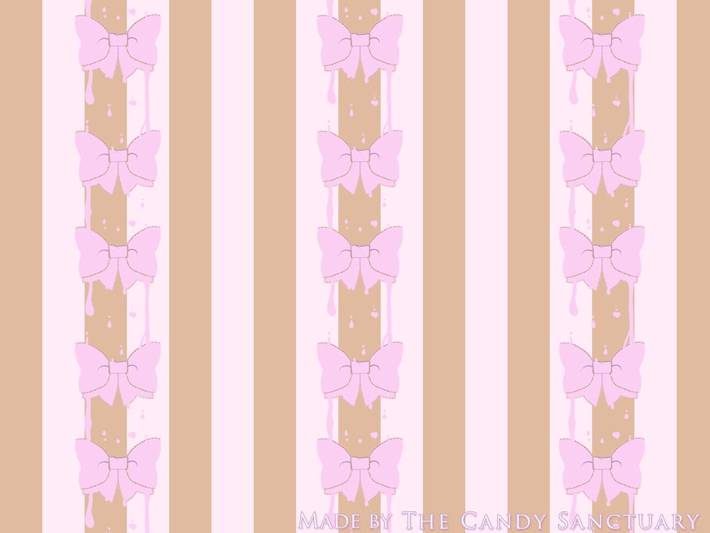 Free melty bow wallpapers and updates | Cake: An Art and