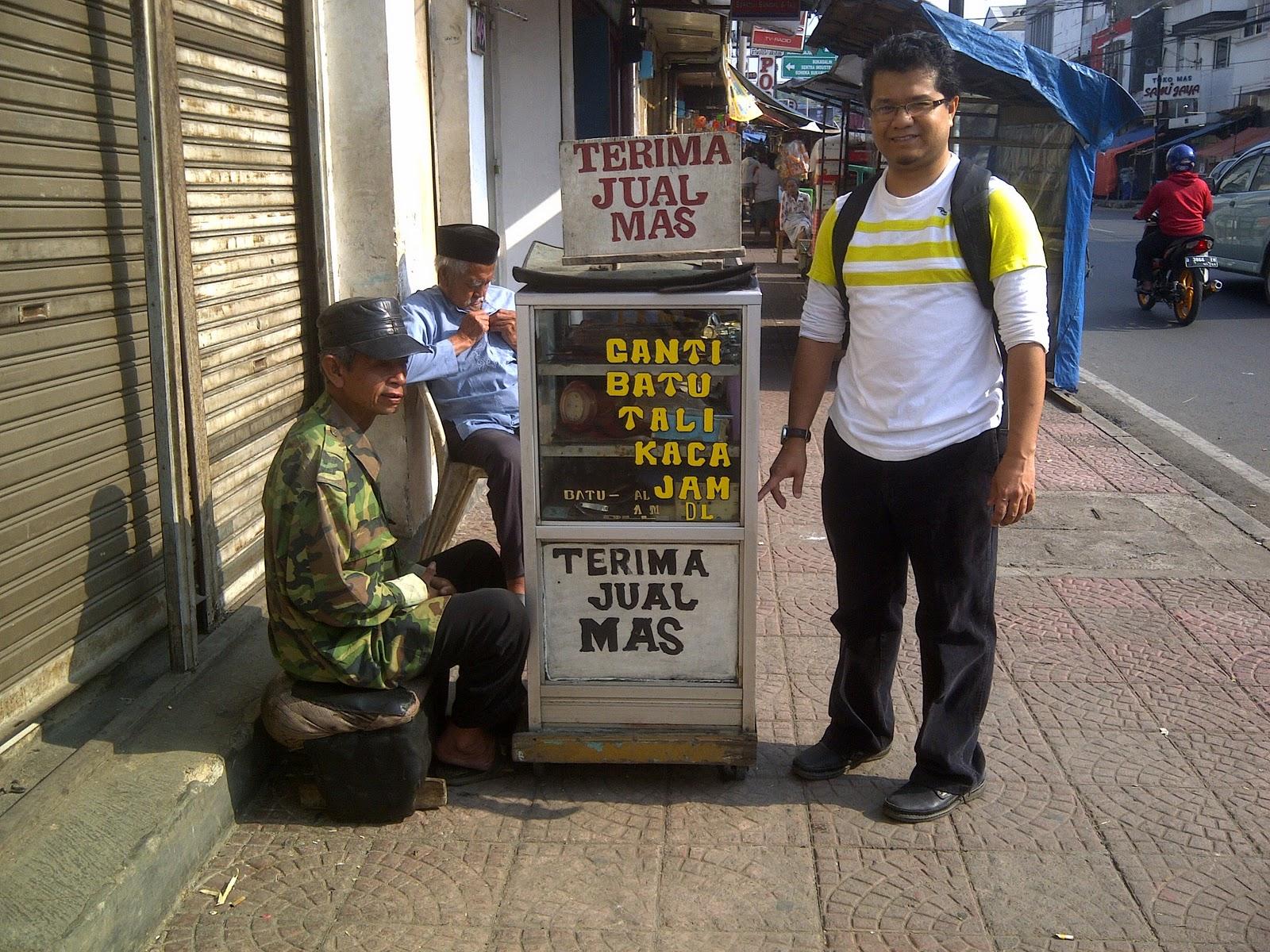 TBB Aurum Enterprise: Emas PG di Bandung