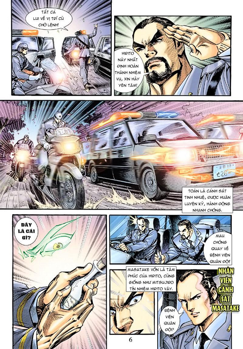 Tân Tác Long Hổ Môn chap 165 - Trang 6