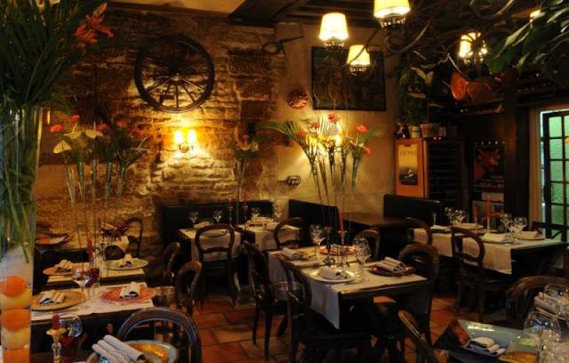 أفضل مطاعم المأكولات البحرية في باريس