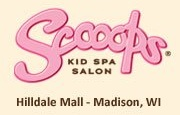 Scooops Kids Spa logo