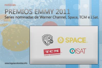 Noticias | Warner Channel, Space, TCM e I.Sat presentan sus series nominadas a los Premios Emmy®