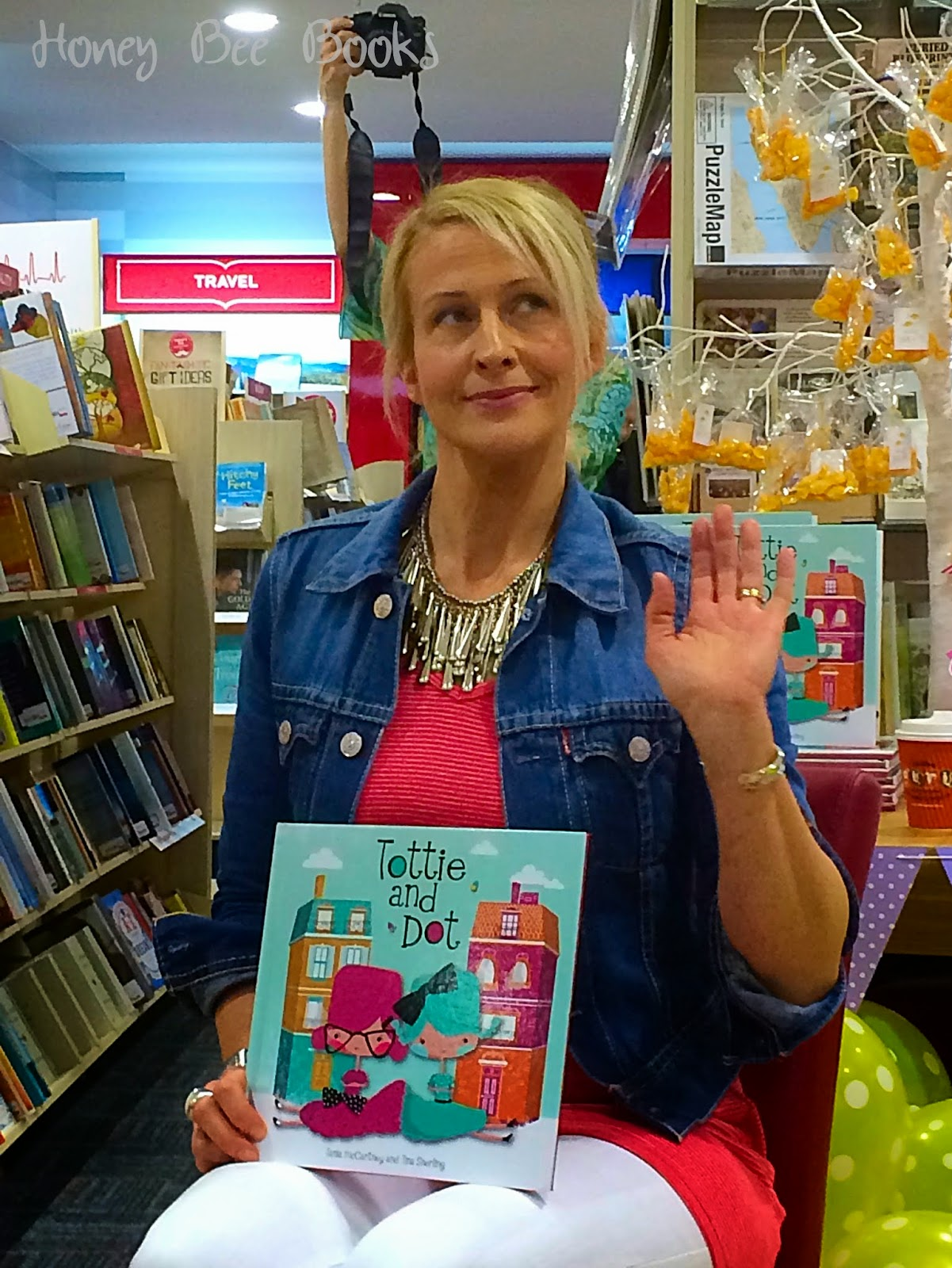 Tania McCartney - author of Tottie and Dot