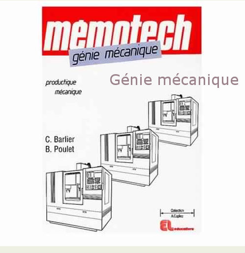 MECANIQUE TÉLÉCHARGER MEMOTECH