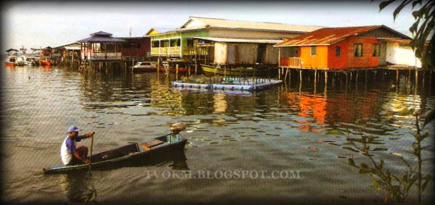 PATAU-PATAU ll WATER VILLAGE LABUAN