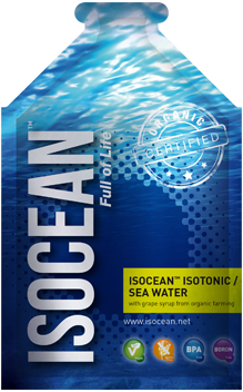 ISOCEAN ISOTONIC Sea Water Agua de mar