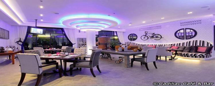 Cadillac Cafe Menu Miami