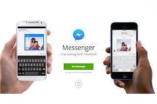 Facebook messenger đăng ký không cần số điện thoại