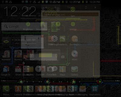Custom wallpaper for Galaxy Note by Lt Blak