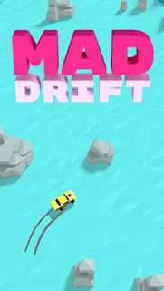 Screenshots of the Mad drift for Android tablet, phone.