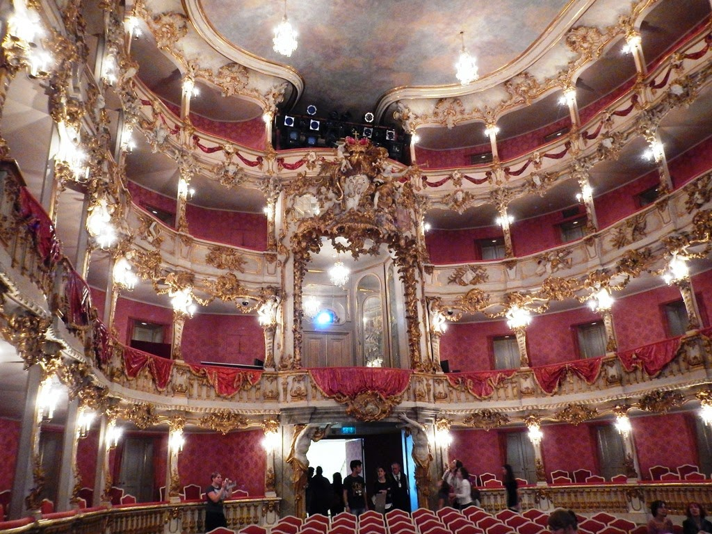 Cuvilliés Theatre Munich amazing