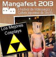 Los Mejores Cosplays de Mangafest 2013 (Vol. 2 de 4)