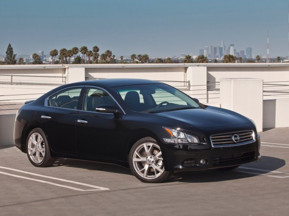 2012 Nissan Maxima Black Edition Car Preview By 3mbil Cars