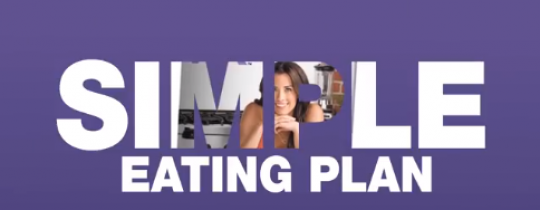 Simple Eating Plan, 21 Day Fix