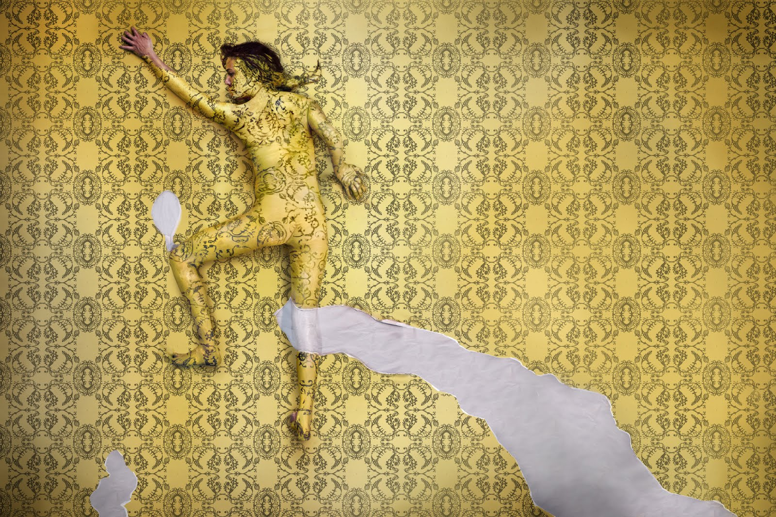 THE YELLOW WALLPAPER - Examining patriarchal views