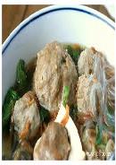 Resep Bakso Daging - Bahan :