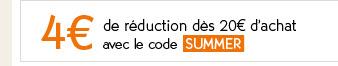 Code promo Yves Rocher: -4€ dès 20€ de commande