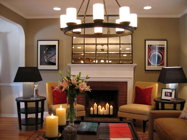 Hot Fireplace Design Ideas