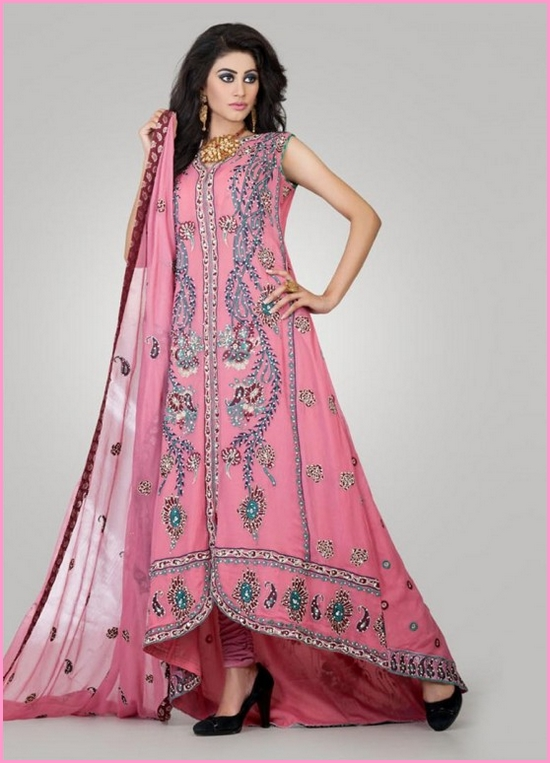 Girl For Look: Pakistani Party Dresses 2015