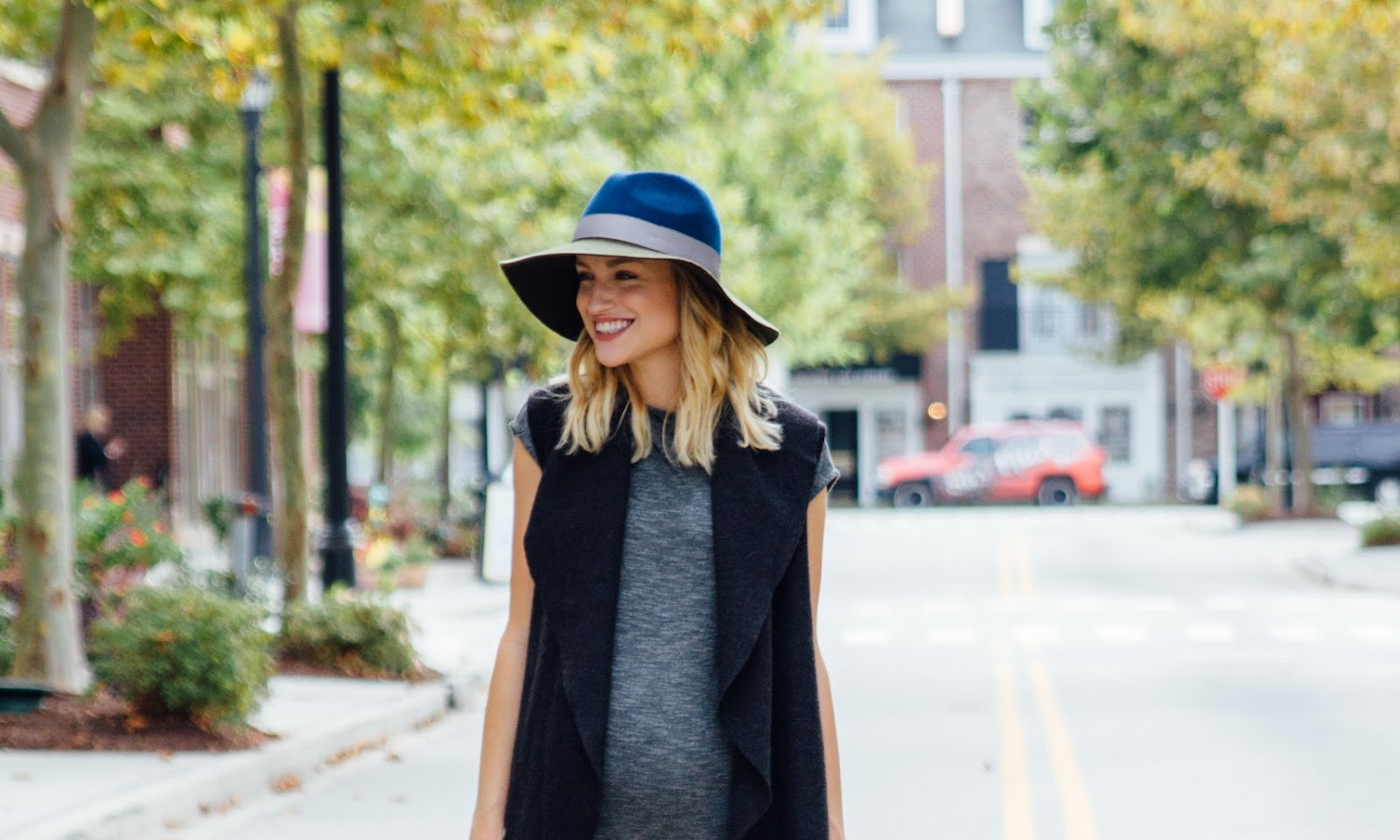 Simple Pleasures : Early Fall Layers