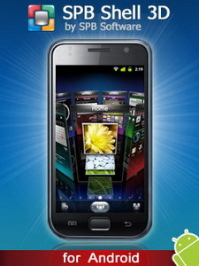 SPB Shell 3D for Android released