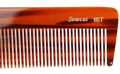 Kent Handmade Comb 16T