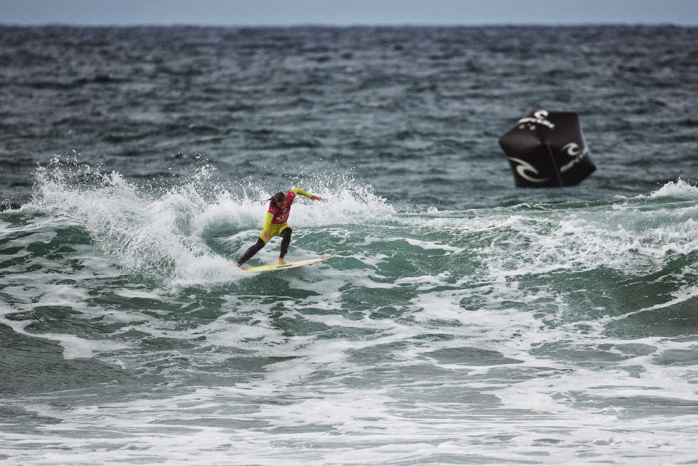 48 Rip Curl Womens Pro Bells Beach Courtney Conlogue Foto WSL Kirstin Scholtz