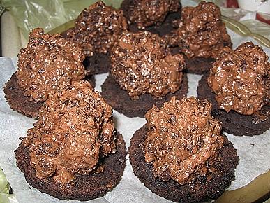 chocolate crembo