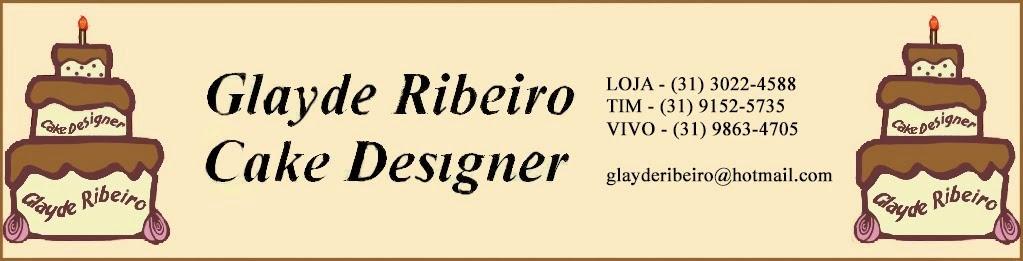 Glayde Ribeiro Cake Designer, bolos personalizados e cup cakes para aniversários e casamentos ,BH.
