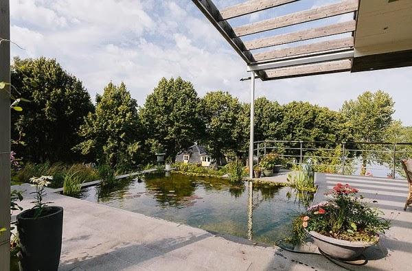 Villa Exotique Sur L'île Suédoise De Lidingo