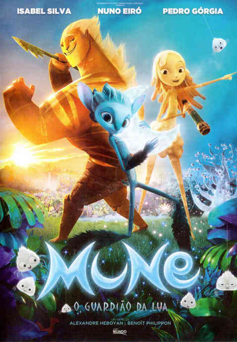 Mune, O Guardião da Lua Torrent – BluRay 720p/1080p Dual Áudio